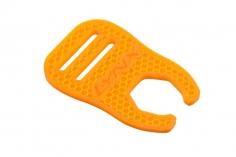 Lynx Rotorblattauflage Ninja Flex in orange für den Goblin 380 und 420