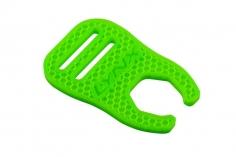 Lynx Rotorblattauflage Ninja Flex in grün für den Goblin 380 und 420