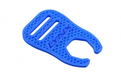 Lynx Rotorblattauflage Ninja Flex in blau für den Goblin 380 und 420