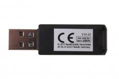 Revell Ersatzteil USB Ladegerät für Revell Control Quadrocopter FUNTIC 2.0