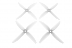 HQ Durable Prop Propeller 5X4X4V1S aus Poly Carbonate in transparent je 2CW+2CCW