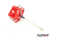 Furious FPV Antennenschutzkappe in rot für Furious FPV Antenne 5,8GHz RHCP mit UFL Anschluss