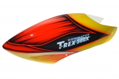 Fusuno Gourmet Airbrush fiberglas Haube für T-REX 500X