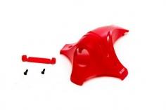 Blade Ersatzteil Inductrix FPV+ Kabinenhaube in rot