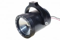 Unilight Suchscheinwerfer 31mm 8Wx2 in weiß