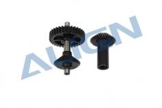 AlignVorderes Heckrotorgetriebe Starrantrieb M0.7 34 Zähne