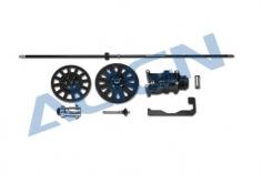 Align Starrantrieb Upgrade Set für T-REX 500X von Riemen auf Starrwelle