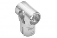 Rakonheli DFC Hauptrotorkopf in silber CNC Aluminium für Blade mCP S