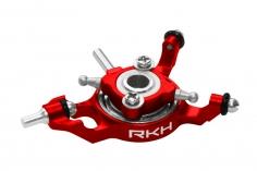 Rakonheli Taumelscheibe in rot CNC ALunminium für Blade mCP S