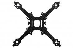 Rakonheli Hauptrahmen für Tuning Rahmen aus carbon für Blade Torrent 110 FPV und 113mm Quad-X Rahmen