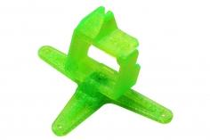 Rakonheli Kamerahalterung mit 20° Neigungswinkel in grün für Blade Inductrix FPV +