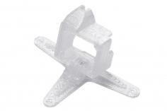 Rakonheli Kamerahalterung mit 20° Neigungswinkel in weiß für Blade Inductrix FPV +
