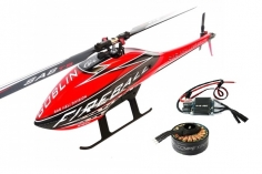 Goblin 280 Fireball Competition Combo mit Competition Motor, und 60Ampere Regler