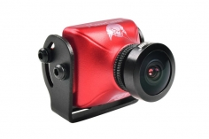 RunCam Eagle2 in rot 800TVL PAL CMOS 2,5mm 140° 4:3 5-36 Volt