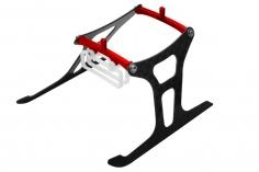 Rakonheli Landegestell in rot für Blade mCP S
