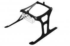 Rakonheli Landegestell in schwarz für Blade mCP S