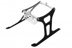 Rakonheli Landegestell in silber für Blade mCP S