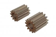 OXY Ersatzteil Motor Ritzel Set geradeverzahnt 11 und 13 Zähne für 2,5mm Welle für OXY2