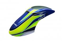 OXY Ersatzteil  aus GFK Design 3 gelb/blau für OXY2