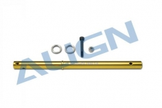 Align Hauptrotorwelle mit Titannitrid PVD-Beschichtung für T-REX 700E, 700X und 760X