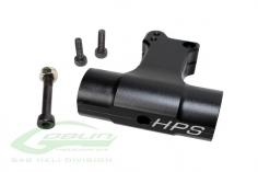 Zentralstück HPS für Goblin 700 und 770 BLACK MATTE