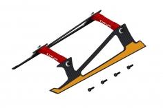 Lynx Landegestell in rot/orange/schwarz für Goblin Fireball