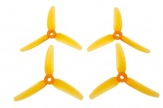 HQ Durable Prop Propeller 4X4,3X3V1S aus Poly Carbonate in orange je 2CW+2CCW