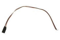 Servoanschlusskabel mit Futaba System 30cm (Servo-Stecker)