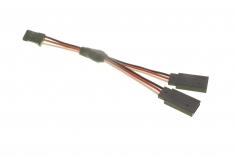 Servo Y Kabel mit Futaba System 10cm