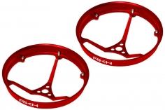 Rakonheli Propellerschützer 31mm in rot für 66mm Brushless Whoop Kit