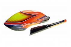 Fusuno Speedrumpf im Fireballfire Design für SAB Goblin 280 Fireball