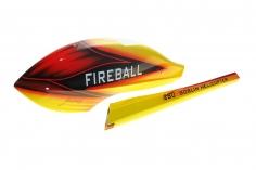 Fusuno Speedrumpf im Gourmet Design für SAB Goblin 280 Fireball