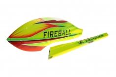 Fusuno Speedrumpf im Rocket Design für SAB Goblin 280 Fireball