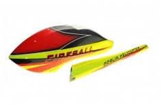 Fusuno Speedrumpf im Fireball Design für SAB Goblin 280 Fireball