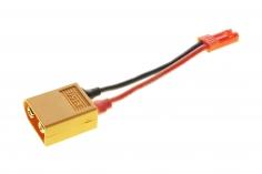 Adapter mit XT60 Stecker und BEC Buchse