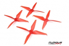 Furious FPV Rage Propeller Race Edition 5042-4 in rot 4 Stück je 2x cw und ccw