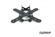 Furious FPv Racer Rahmen E.A.R.L MiCROW Frame 95mm für 2Zoll Props