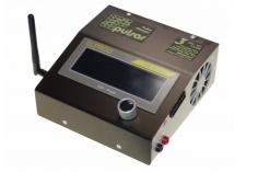 Profi- Akkulader Pulsar 3 mit eingebautem Bluetooth und WLAN Modul ohne Netzgerät, max. 1500Watt, 12-48Volt, 1-14S