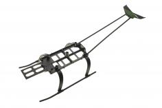 Revell Ersatzteil Landegestell für Revell Control Helikopter Bone Breaker
