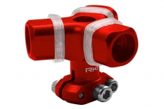 Rakonheli Rotorkopf Zentralstück aus CNC Aluminium in rot für Blade 180 CFX Trio