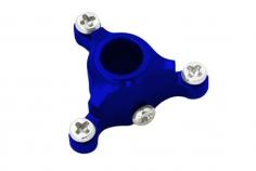 Rakonheli Alu Nabe in blau für Hauptzahnrad für Blade m CP X, m SR X und m SR S und T-REX 150