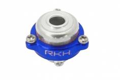 Rakonheli Freilauf SET mit Alu Nabe in blau für Blade mCPXBL und mCP S und T-REX 150
