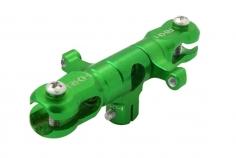 Rakonheli Hauptrotorkopf inkl Blatthalter in grün für T-REX 150
