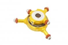 Rakonheli Taumelscheibe in gelb für T-REX 150