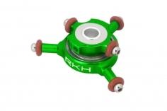 Rakonheli Taumelscheibe in grün für T-REX 150
