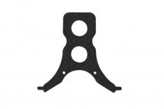 Rakonheli Platinenhalterung aus Carbon für den Rakonheli Tunningsrahmen  für T-REX 150