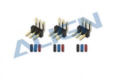 Align Heckmotor Steckverbinder Set füt T-REX 150X
