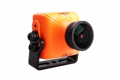 RunCam Eagle2Pro in orange 800TVL PAL CMOS 140° mit 4:3 und 170° mit 16:9 5-36 Volt