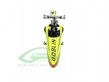 Goblin 500 Sport Line gelb/schwarz ohne Rotorblätter
