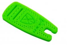 OXY Ersatzteil Rotorblattauflage Ninja Flex in grün für den OXY4